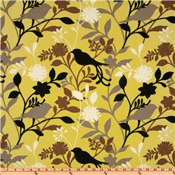 Richloom Solarium Outdoor Birdie Jasper Home Decor Fabric