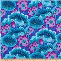 Kaffe Fassett Lake Blossoms Blue