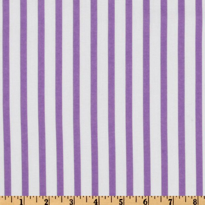 Forever Stripe Purple
