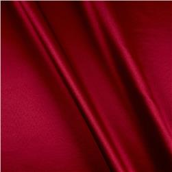 Mi Amor Duchess Satin Dark Red Fabric