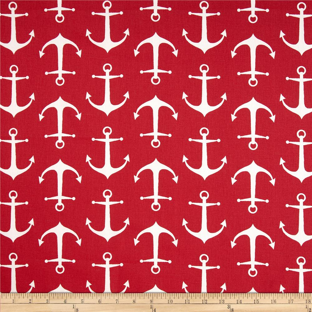 Premier Prints Sailor Carmine Red
