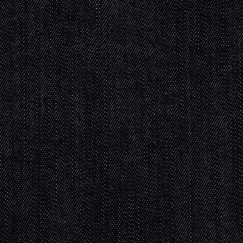 Stretch 9 oz. Denim Black