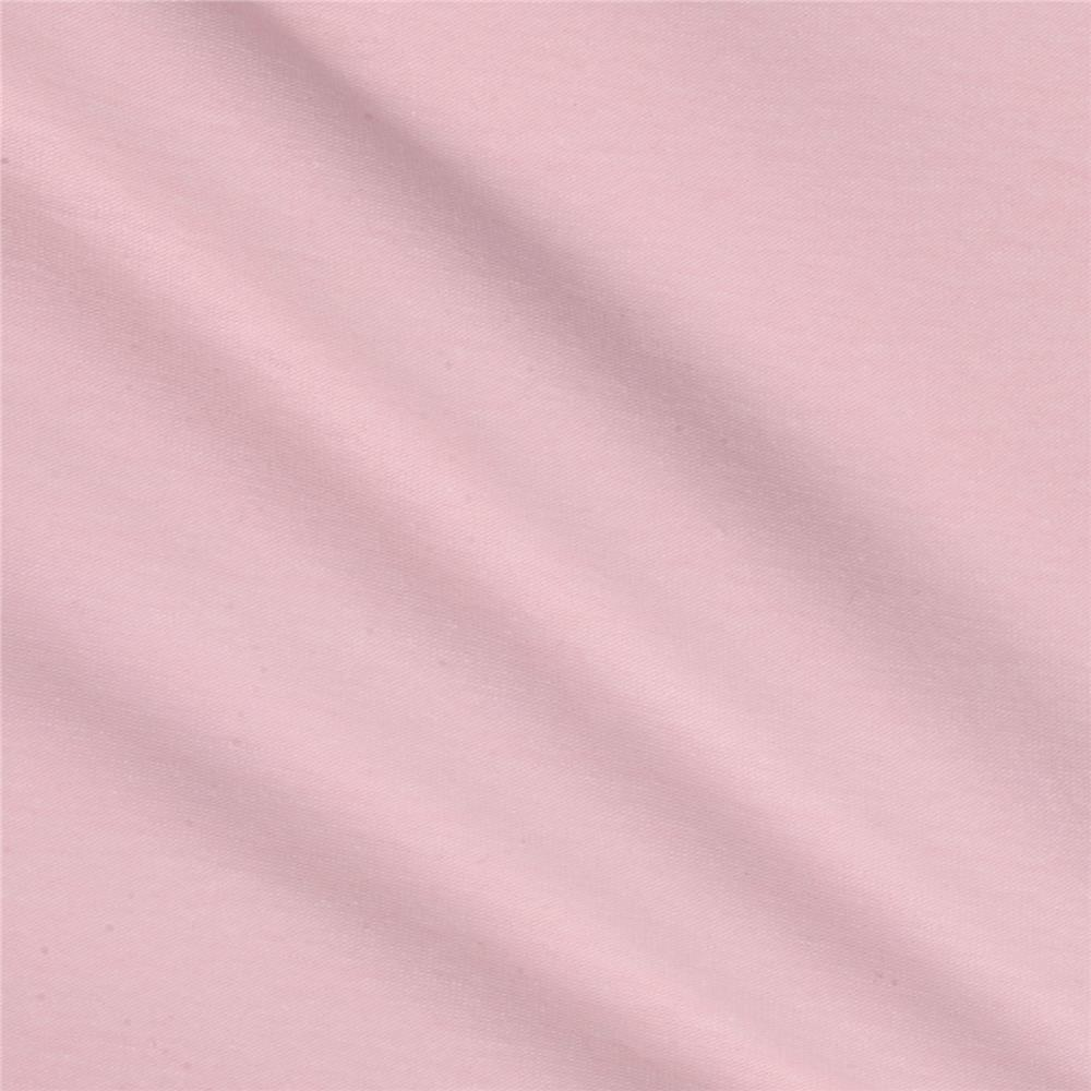 Kaufman Laguna Stretch Cotton Jersey Knit Pink