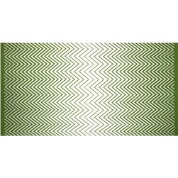 Moda Simply Style Zig Zag Ombre Lime Green