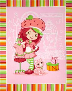 Strawberry Shortcake Shopping Pink