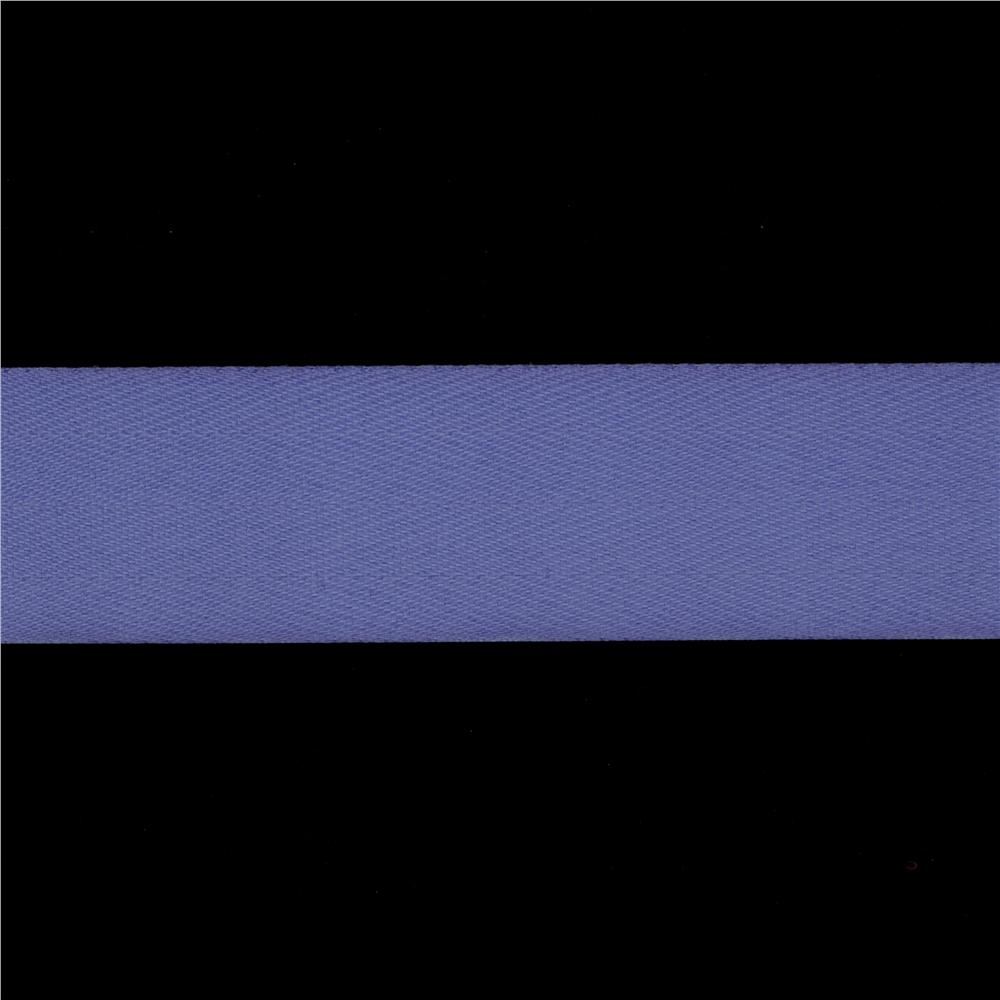 1 1/2'' Twill Tape Ribbon Light Purple
