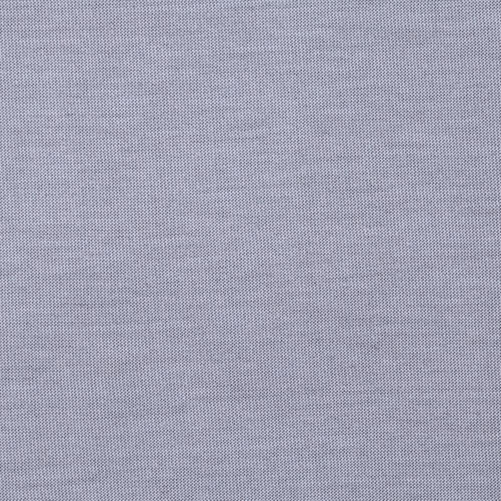 Solid Stretch Jersey Knit Light Ash Grey