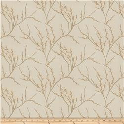 Fabricut Zaria Embroidered Khaki