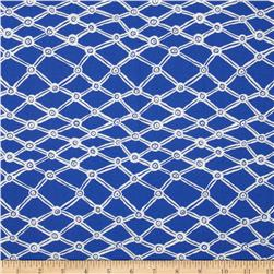 Kaffe Fassett Collective Nets Blue Fabric