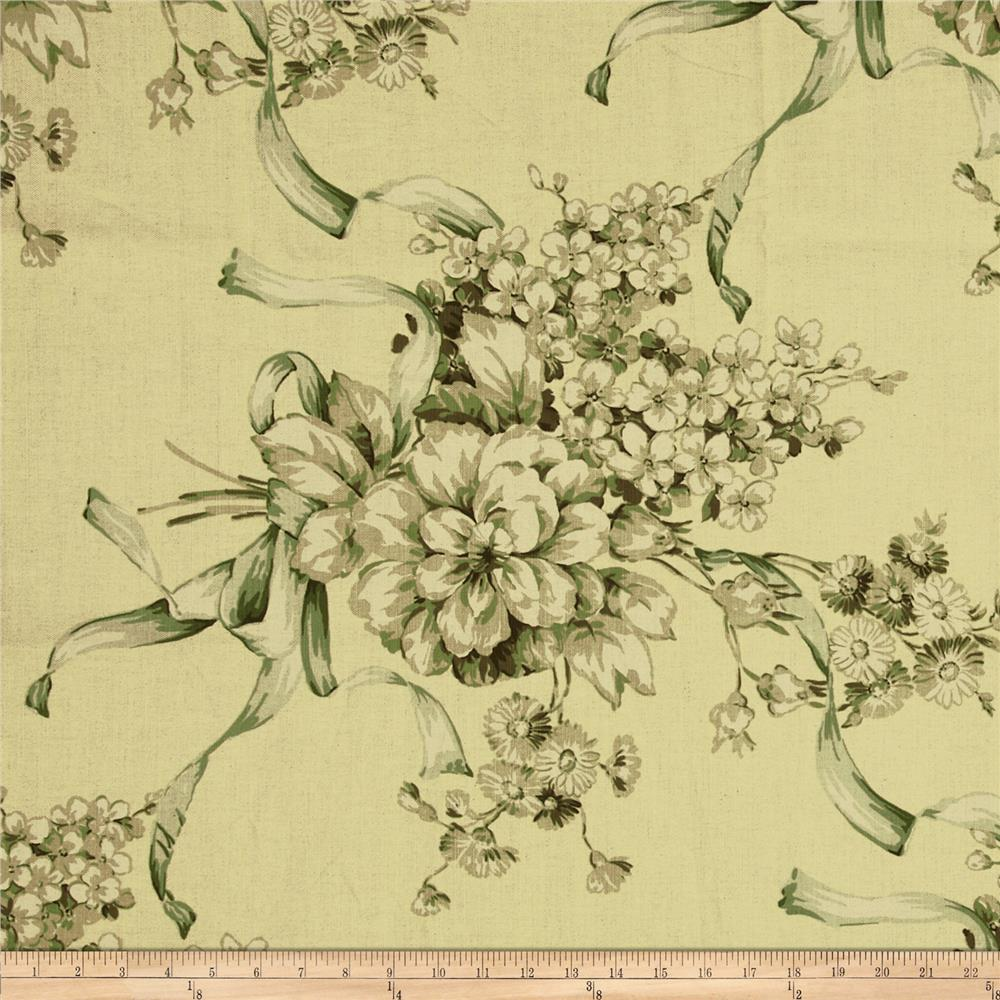 Robert Allen Promo Fairytale Linen Blend Mint