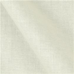 Cotton Voile Diamond White Fabric