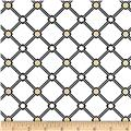 Nightfall Metallic Lattice White