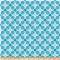 Riley Blake Splendor Geometric Blue