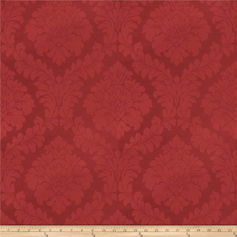 Trend 03537 Faux Silk Red