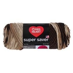 Red Heart Super Saver Camo Yarn 988 Platoon