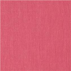 Cloud 9 Organic Cirrus Solid Broadcloth Bubblegum