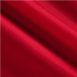 Silk Habotai Abba Red