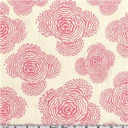 Amy Butler Midwest Modern Floating Buds Ivory Fabric