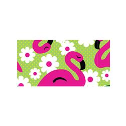 "Patterned Duck Tape 1.88"" x 10yd-Flamingo"