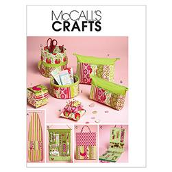 McCall's Ironing Board Cover, Organizers, Zip Case In