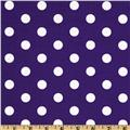 Spot On Polka Dots Purple