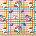 Hello Kitty Beach Plaid Multi/Bright