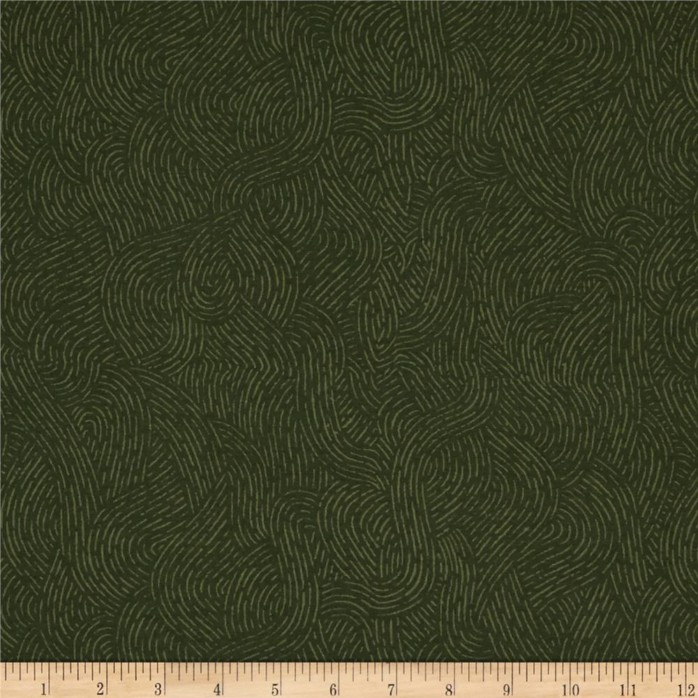 Westrade 110 wide flannel quilt backing seacoast olive for Quilting material