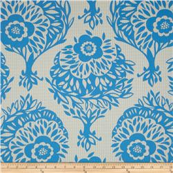 Anna Maria Horner LouLouThi Sateen Woodcut Daydream Fabric