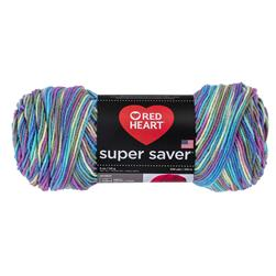 Red Heart Super Saver Yarn 310 Monet