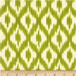 Waverly Williamsburg Dedra Ikat Pistachio