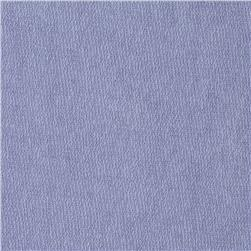 French Terry Knit Periwinkle