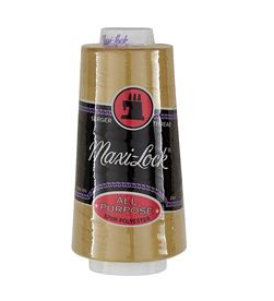 Maxi-Lock Cone Thread Straw Gold