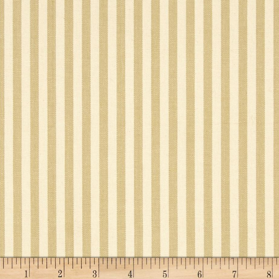Benartex Home Patra Stripe Hemp/Natural