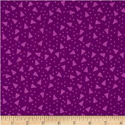 Boutique Brights Tridotz Purple