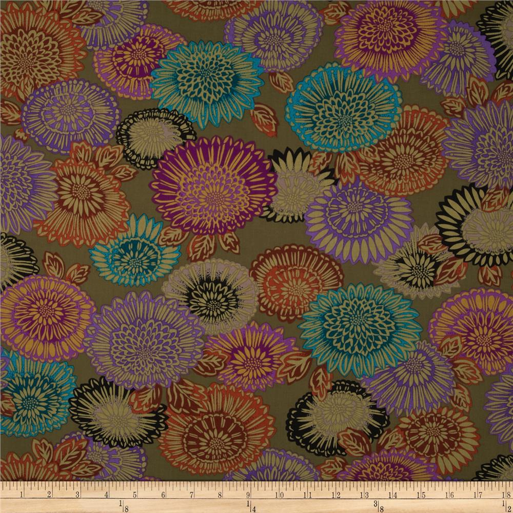 Kaffe Fassett Collective Lacy Autumn
