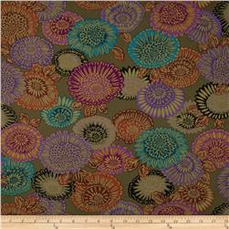 Kaffe Fassett Collective Lacy Autumn Fabric
