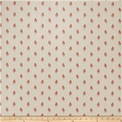 Fabricut Faustine Wallpaper Rouge (Double Roll)