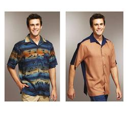 Kwik Sew Men's Casual Shirts Pattern