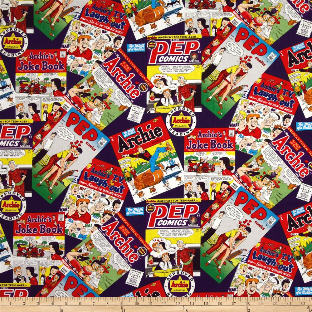 Archie Comics Retro Comic Books Multi