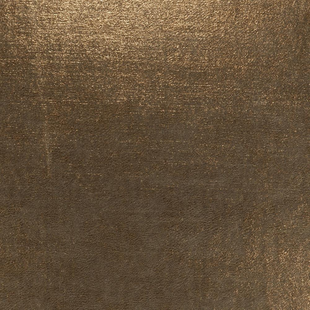 Fabricut Metallic Velvet Upholstery Copper Quarry