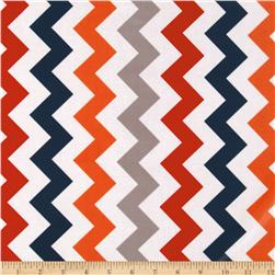 Riley Blake Laminate Medium Chevron Boy