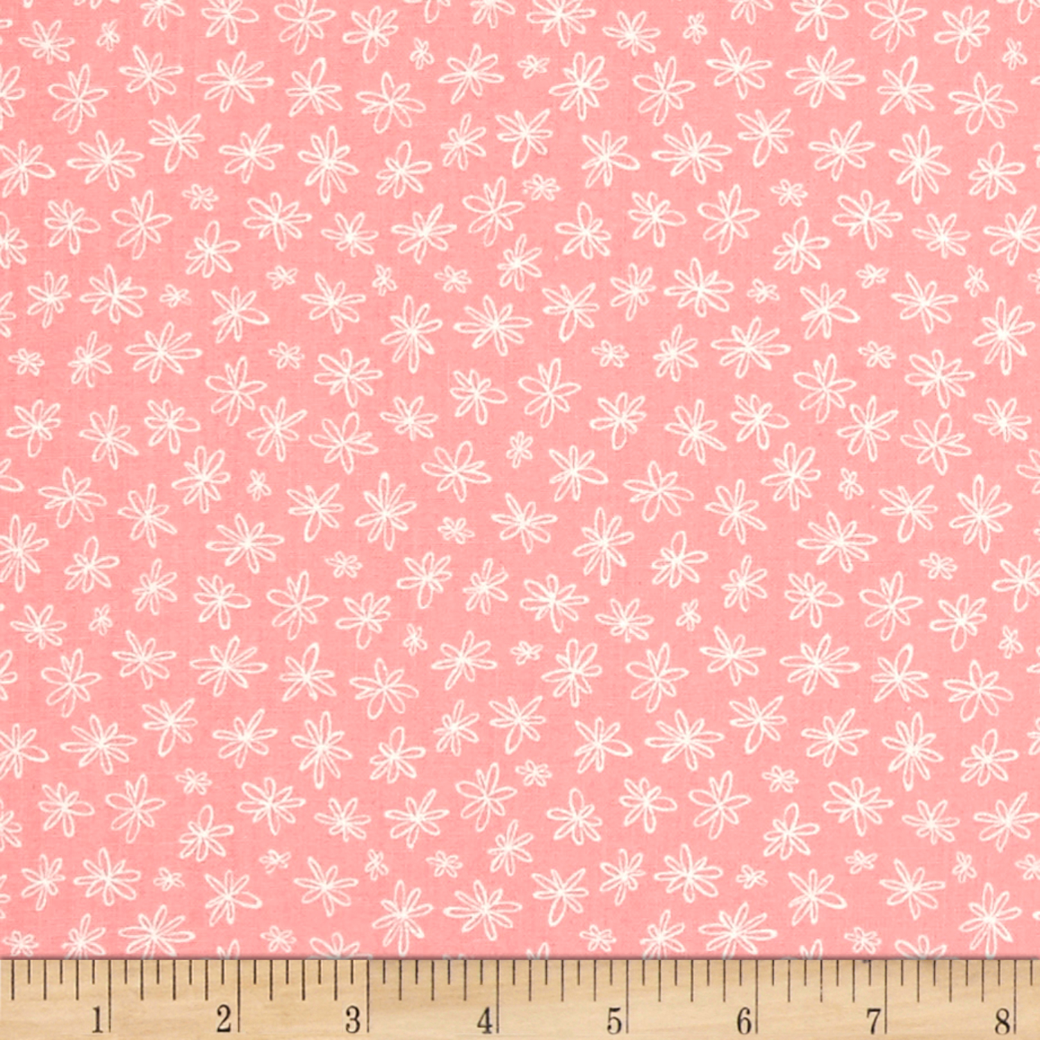 Going_Steady_Fanciful_Floral_Pink_Fabric