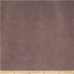 Fabricut Unanderra Faux Leather Purple Passion