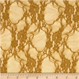 Avita Stretch Lace Gold