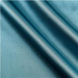 100% Silk Charmeuse Teal