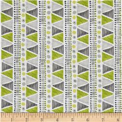 Flutter Stripe Light Lime