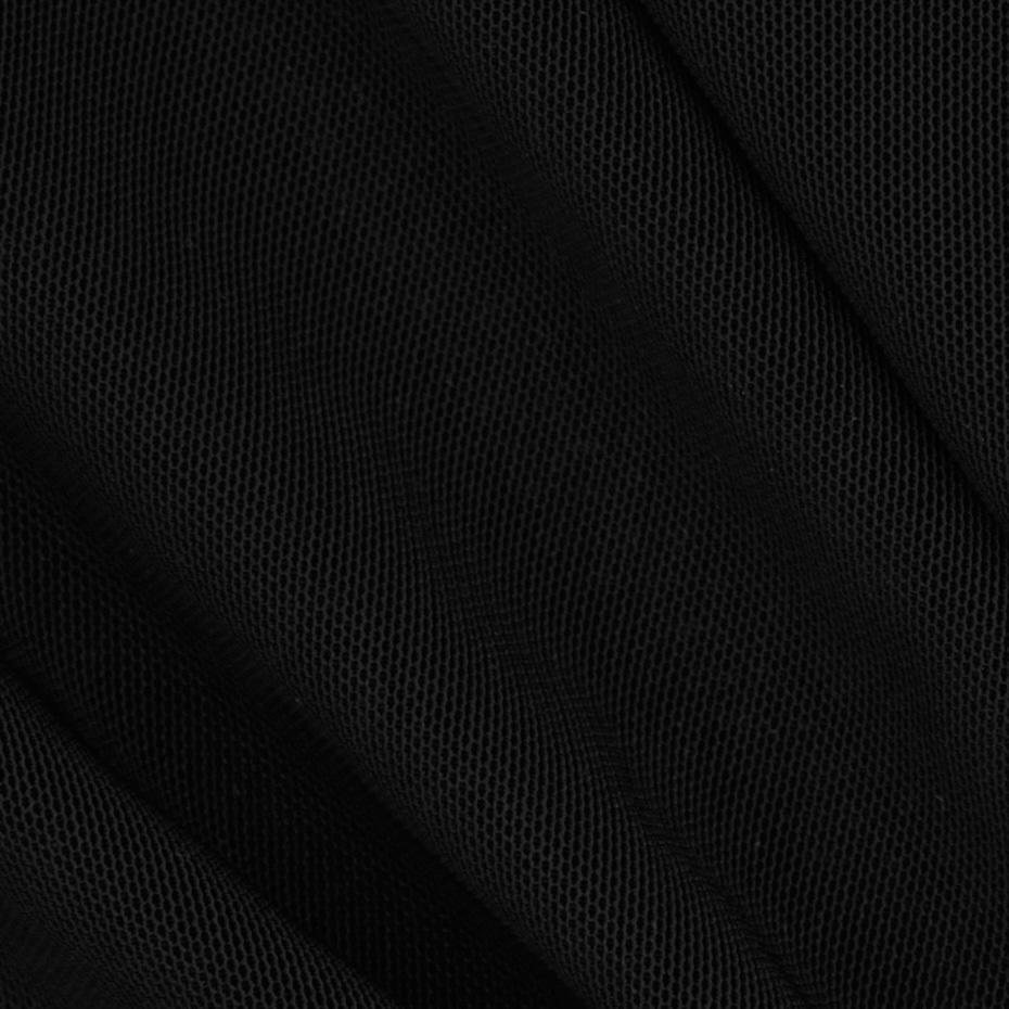 Stretch Nylon Shaper Mesh Black