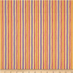 Kitchen Helpers Stripe Yellow/Purple