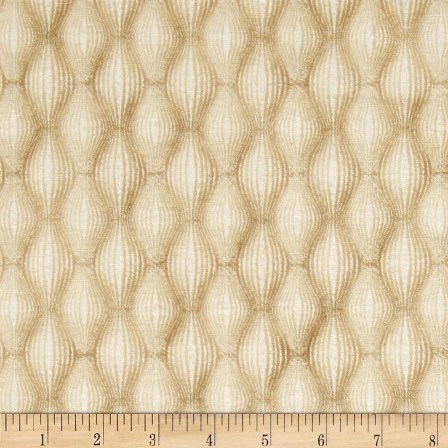 Fusions Texture Oval Linen