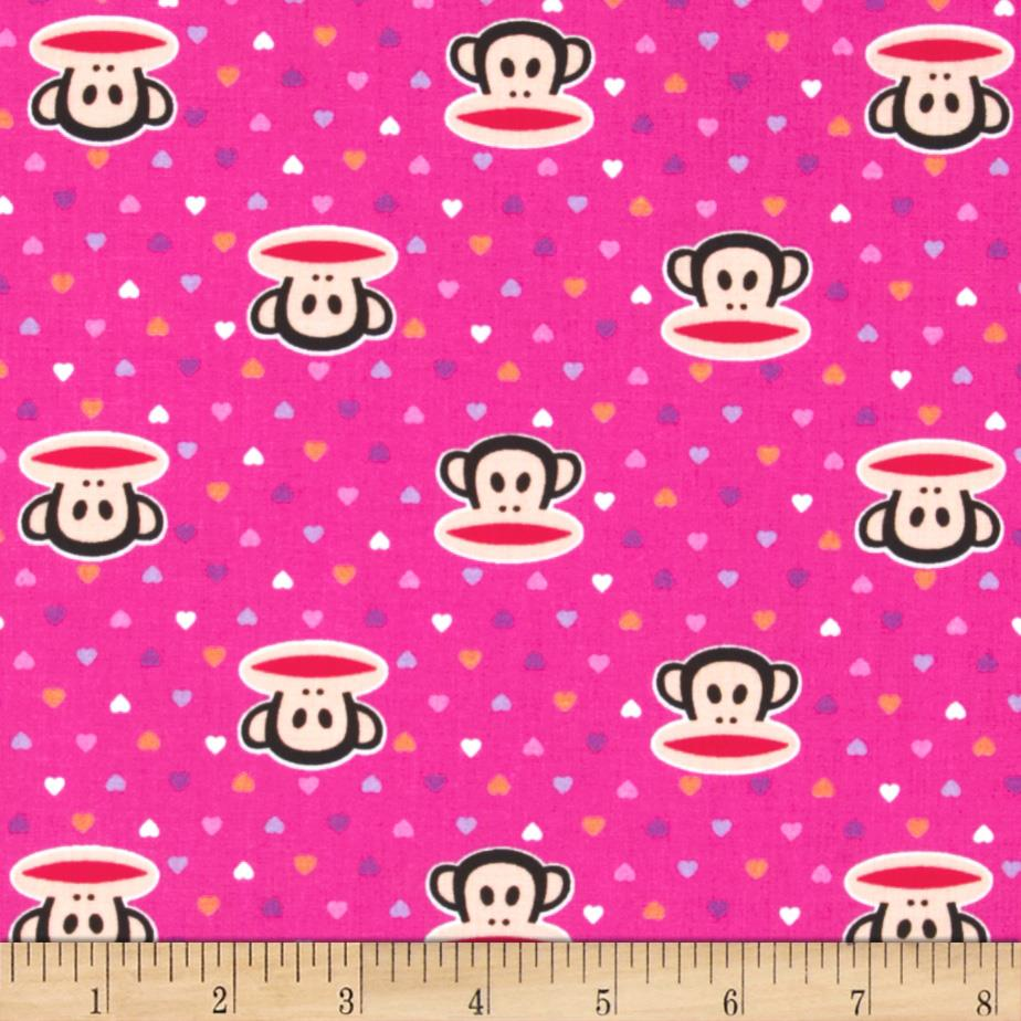 Paul Frank Julius & Mini Hearts Pink